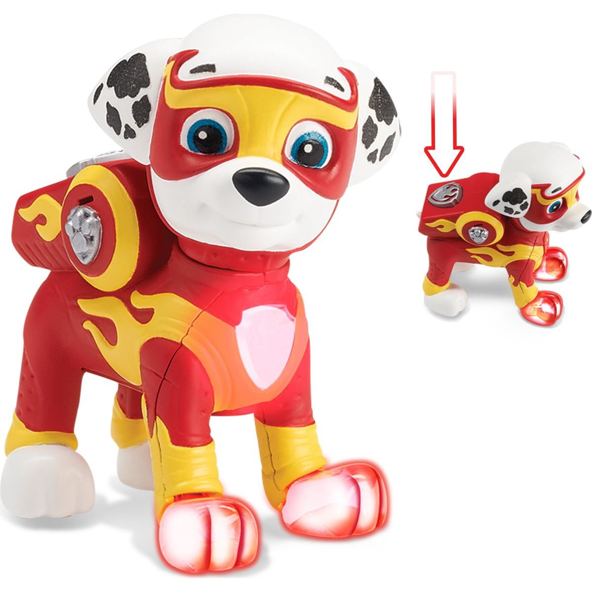 Spin Master Paw Patrol figurky Superhrdinů Marshall