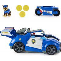 Spin Master Paw Patrol Film Chaseovo auto s motorkou v jednom