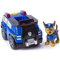 Paw Patrol Funkční vozidlo s Chasem Solid