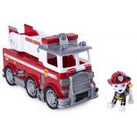 Paw Patrol Hasičský vůz s Marshalem Ultimate Rescue Solid