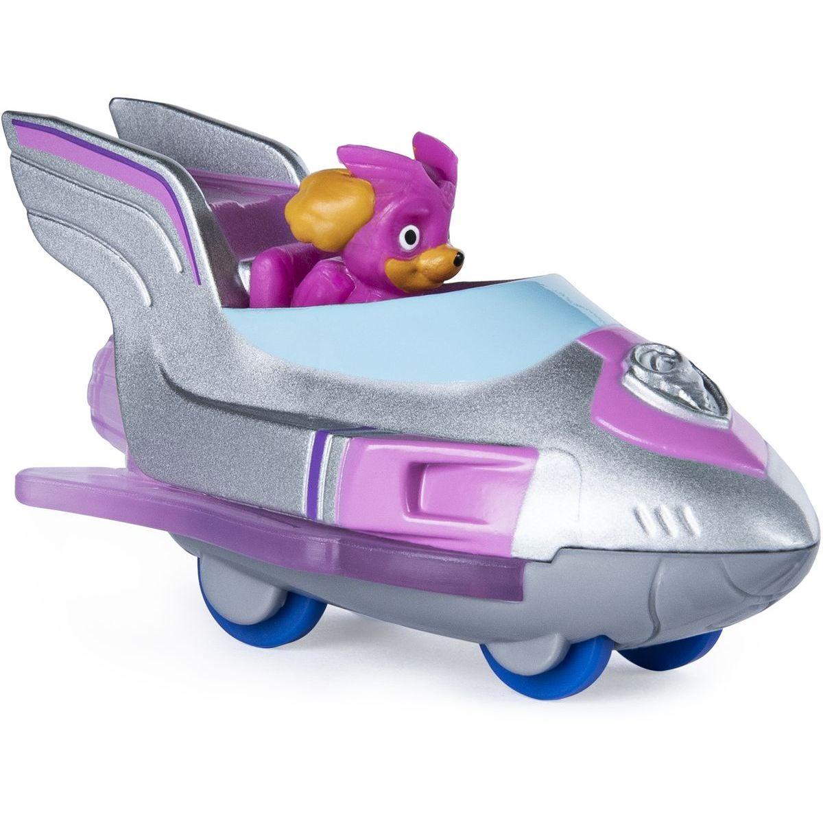 Spin Master Paw Patrol kovová autíčka super hrdinů Skye
