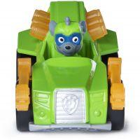 Spin Master Paw Patrol kovová autíčka super hrdinů Rocky 3