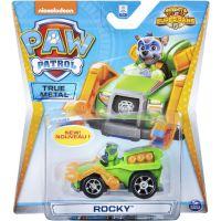 Spin Master Paw Patrol kovová autíčka super hrdinů Rocky 4