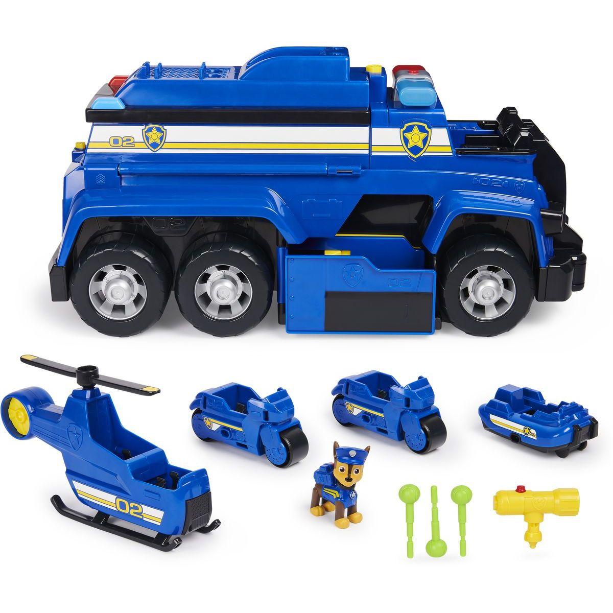Spin Master Paw Patrol multifunkční záchranné auto