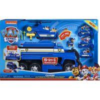 Spin Master Paw Patrol multifunkční záchranné auto 6