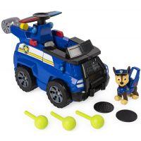Paw Patrol rychle měnící se vozidla Chase Flip a létající stroj