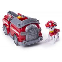 Spin Master Paw Patrol tématické vozidlo Marshal solid