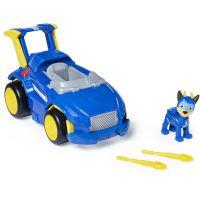 Paw Patrol transormující se vozidla super hrdinů Chase
