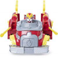 Spin Master Paw Patrol transformující se vozidlo Marshalla 5