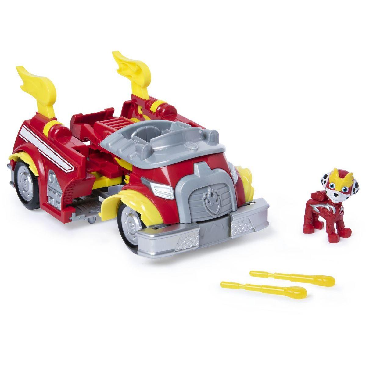 Spin Master Paw Patrol transformující se vozidlo Marshalla