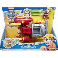 Spin Master Paw Patrol transformující se vozidlo Marshalla 6