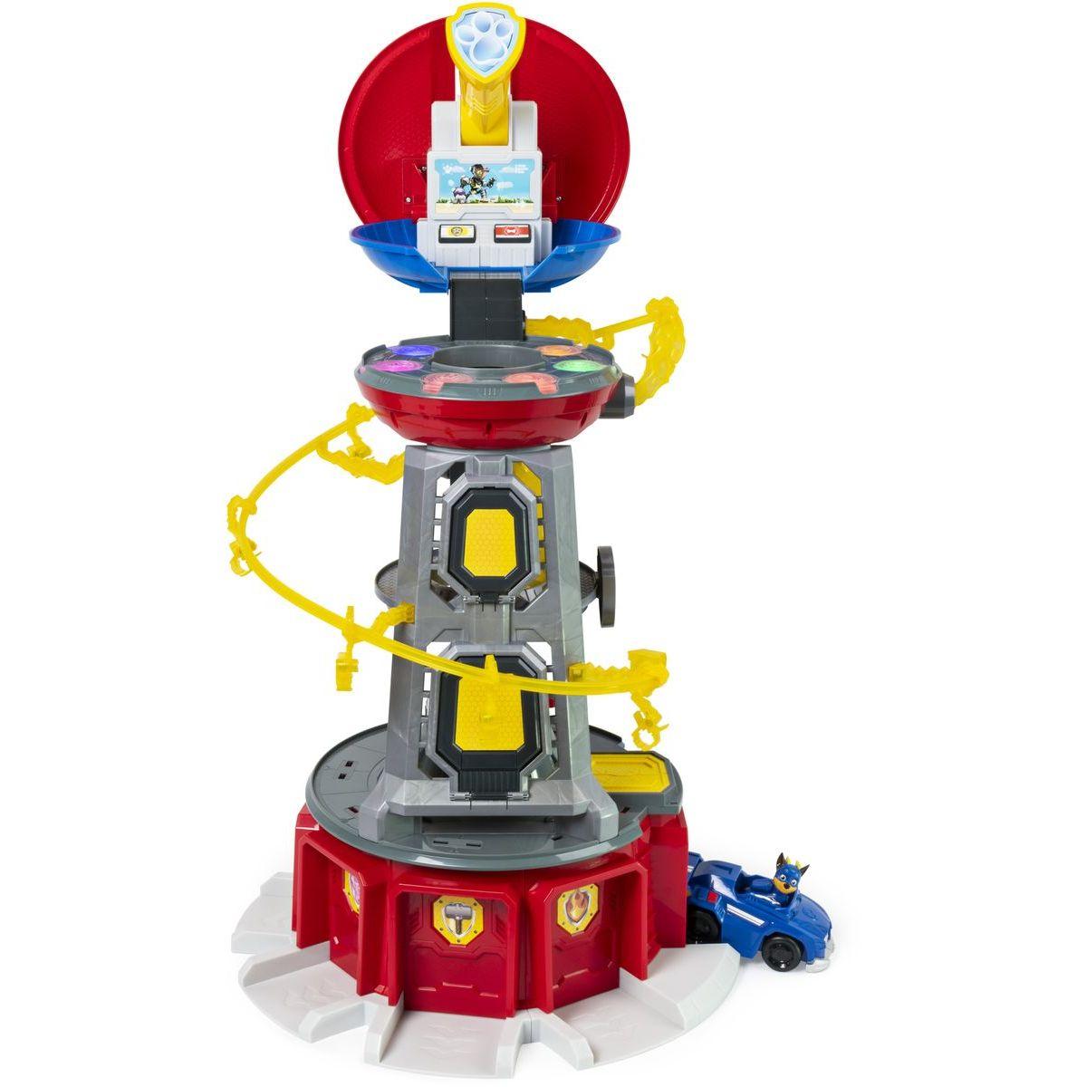 Spin Master Paw Patrol velká hlídkovací věž super hrdinů