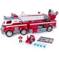 Paw Patrol Velký hasičský vůz s efekty