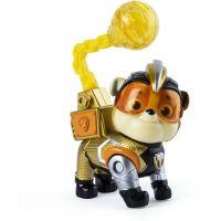 Spin Master Paw Patrol základní figurky super hrdinů Rubble