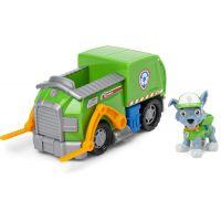 Spin Master Paw Patrol základní vozidla Rocky truck