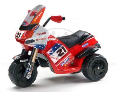 Peg Perego Raider Ducati 1098