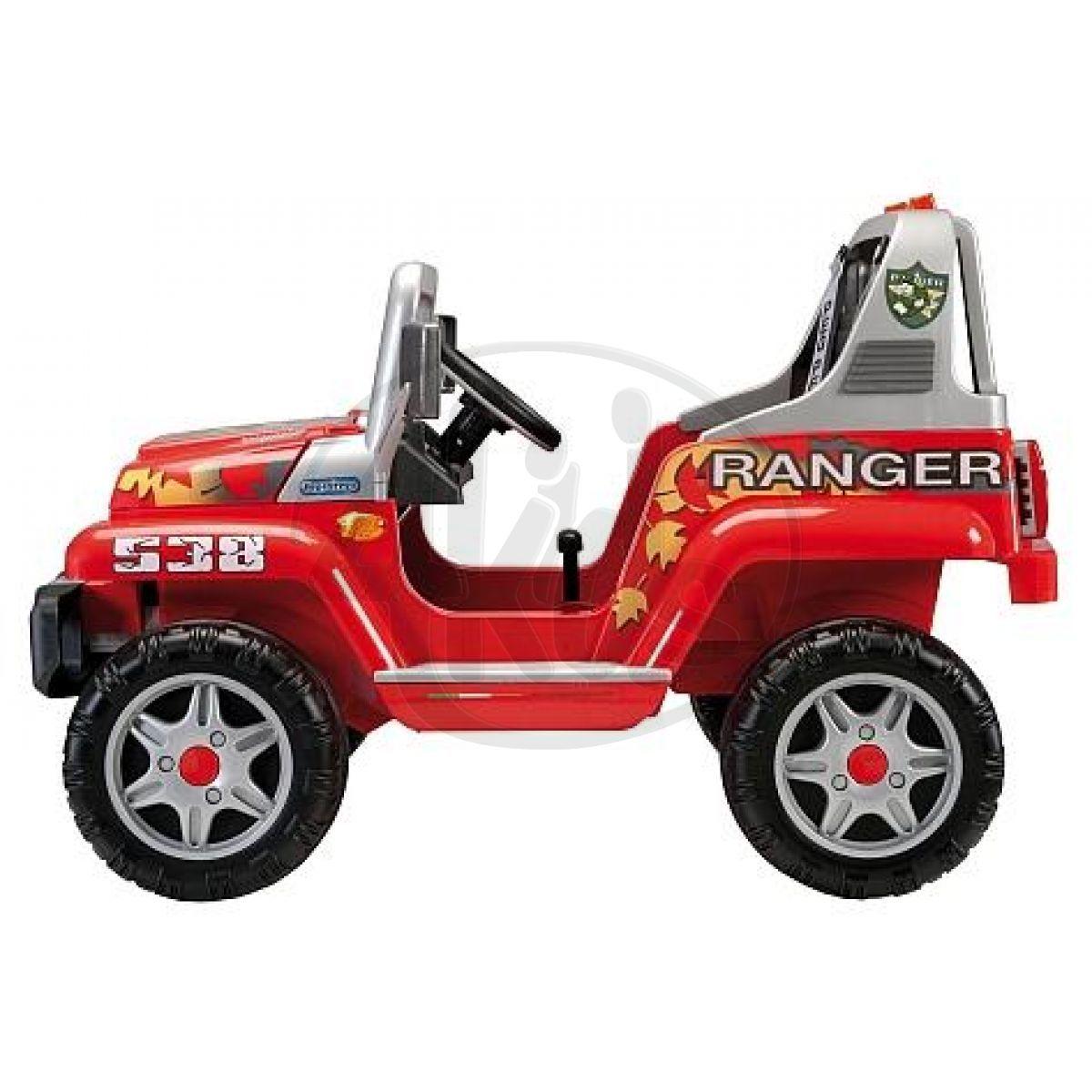 электромобиль peg perego ranger 538 #10