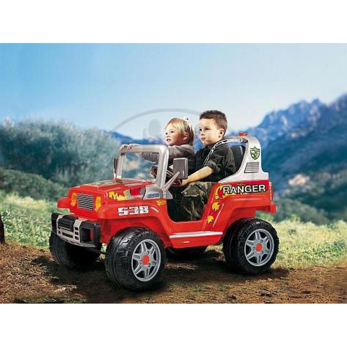электромобиль peg perego ranger 538 #5