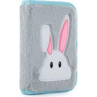 Karton P+P Penál jednopatrový se dvěma chlopněmi efect Oxy Bunny