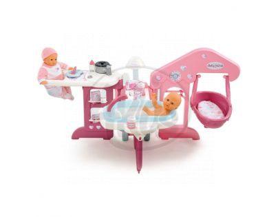 Pečovatelské centrum pro panenky Baby Nurse Smoby - Poškozený obal