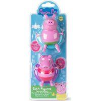Peppa Pig figurky do koupele 2ks maminka a tatínek