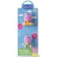 TM Toys Peppa Pig figurky do koupele 2ks zelený kruh