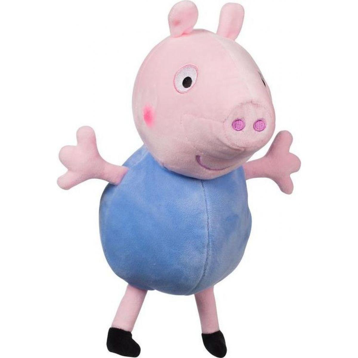 Peppa Pig plyšový George 35,5 cm