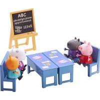 Peppa Pig školská trieda 5 figúrok - Poškodený obal 2