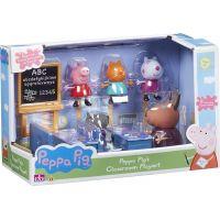 Peppa Pig školská trieda 5 figúrok - Poškodený obal 4