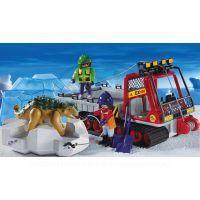 Přeprava dinosaura Playmobil