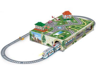 Tramvaj City tram (Pequetren 105)
