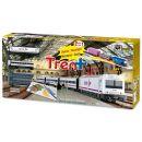 Nákladní a osobní vlak Tren + Renfe (Pequetren 905) 4