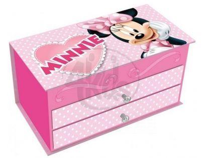 Šperkovnice Minnie 19 x 10,5 cm