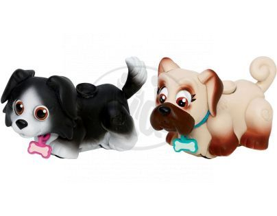 P Line Pet Parade 2pack - Border kolie a Mops