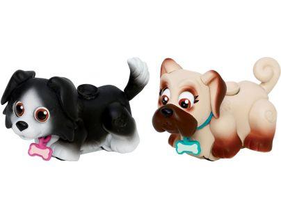 P Line Pet Parade 2pack - Border kolie a Mops