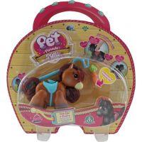 EP Line Pet Parade poník 1pack hnědá