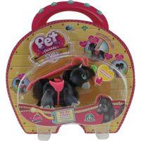 EP Line Pet Parade poník 1pack černá