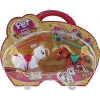 EP Line Pet Parade poník 2pack bílý poník