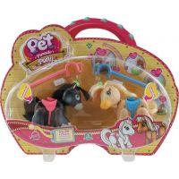 EP Line  Pet Parade poník 2pack černý poník