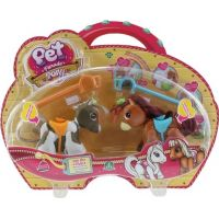 EP Line Pet Parade poník 2pack strakatý poník