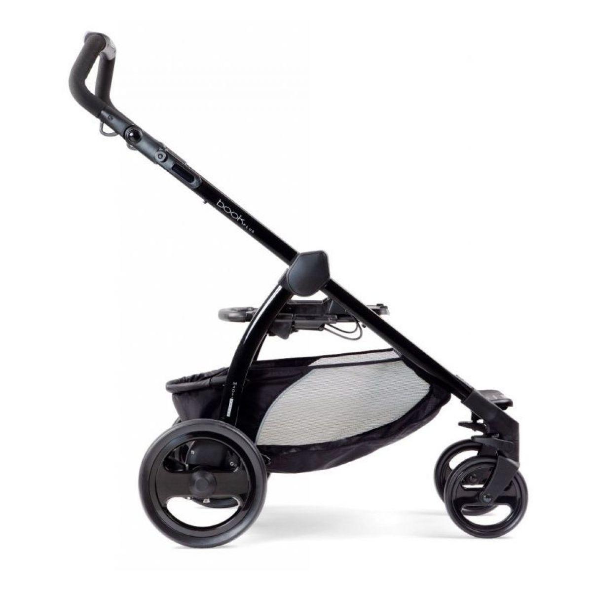 Petite & Mars Kočárek kombinovaný konstrukce Vario Universal Black