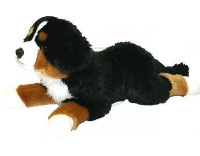 Petra Toys Plyšový pes salašnický 61c m ležící