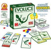 Pexi Evoluce O původu druhů Společenská hra