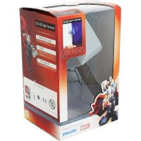 Philips Avengers 3D světlo na zeď Thorovo kladivo 2