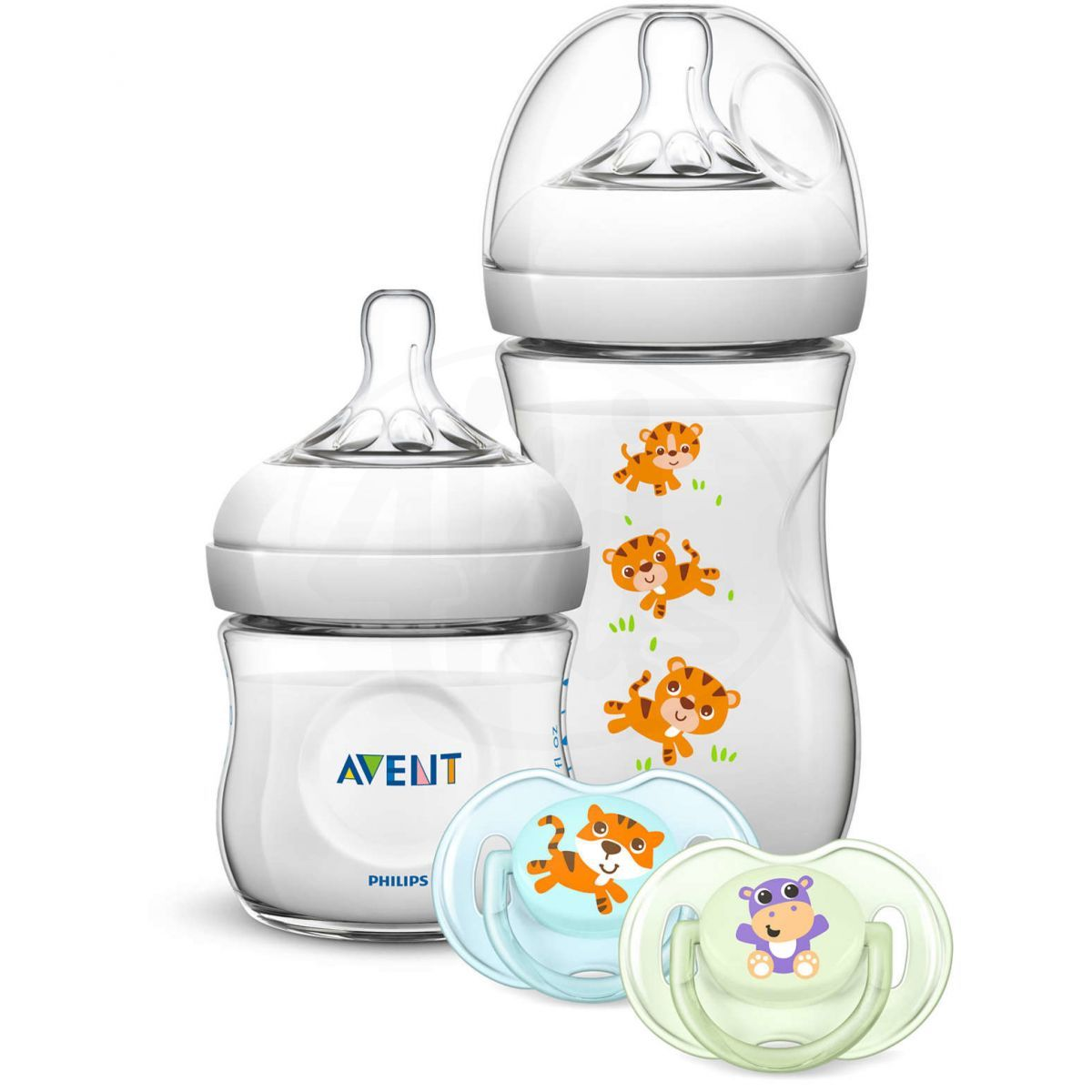 Philips Avent Dárkový set Natural 125 ml a 260 ml