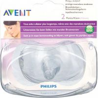 Philips Avent Chránič bradavek Small 2ks 2
