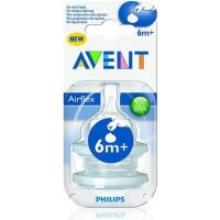 Philips Avent Dudlík Classic průsek Y, 2ks 3