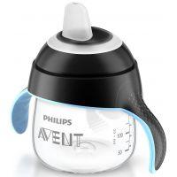 Philips Avent Hrneček pro první doušky Premium 200 ml - Černá 2