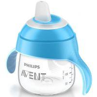 Philips Avent Hrneček pro první doušky Premium 200 ml - Modrá 2
