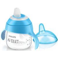 Philips Avent Hrneček pro první doušky Premium 200 ml - Modrá 3